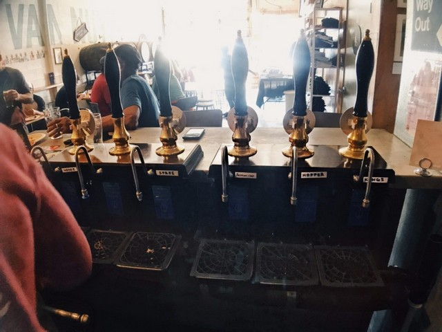 Casks Draft Beer System