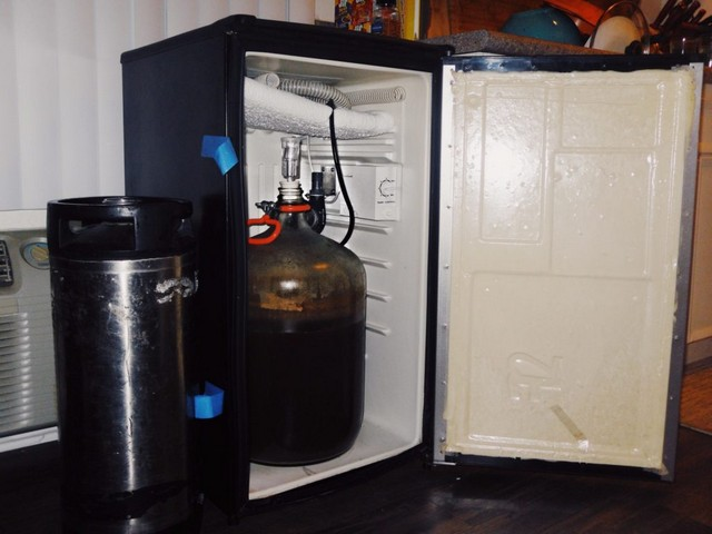 Home Draft beer system