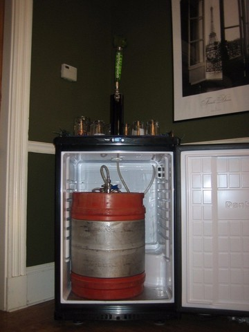 draft beer Kegerator